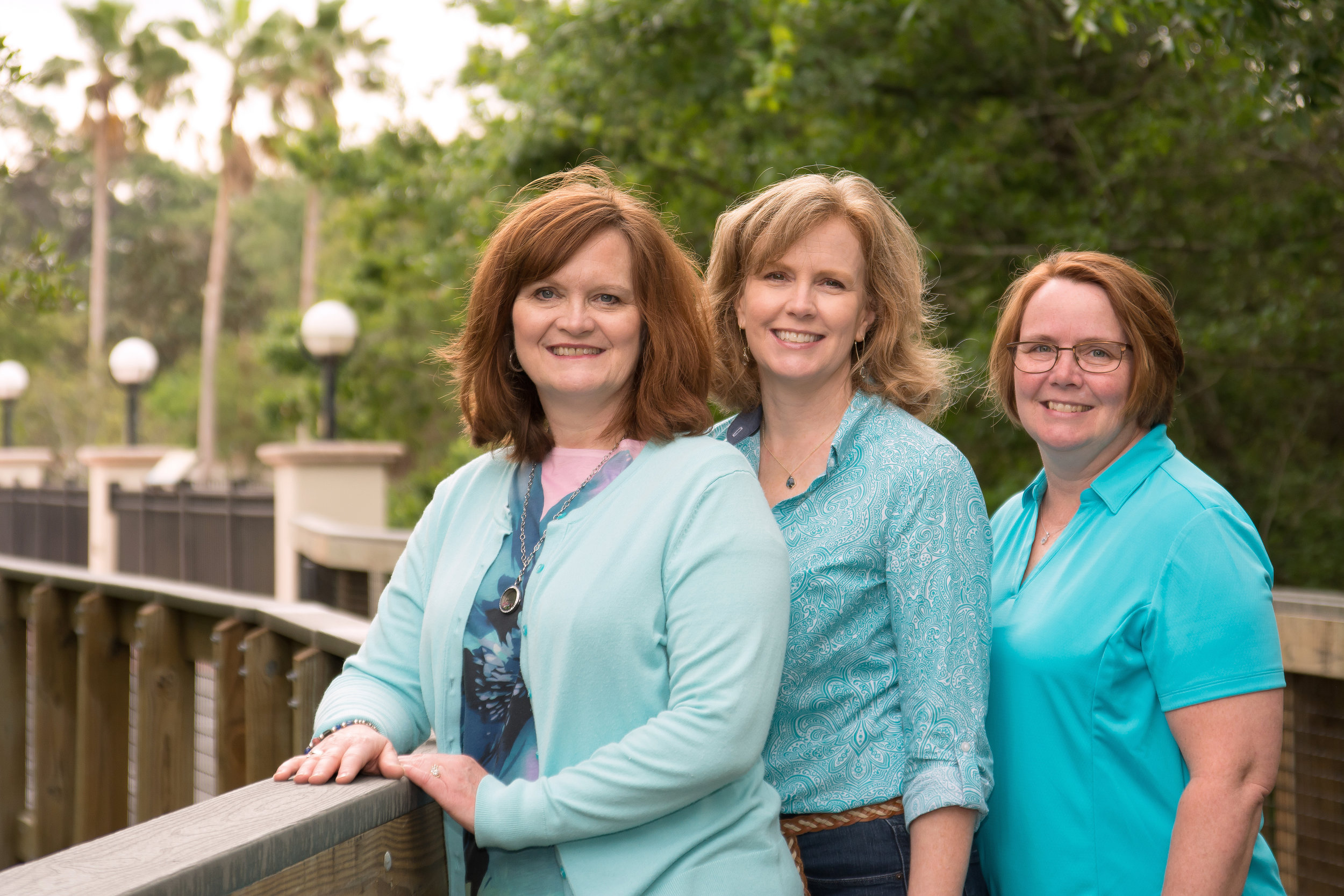 The Berry Sisters - March 31, 2018 - Florida Botanical Gardens