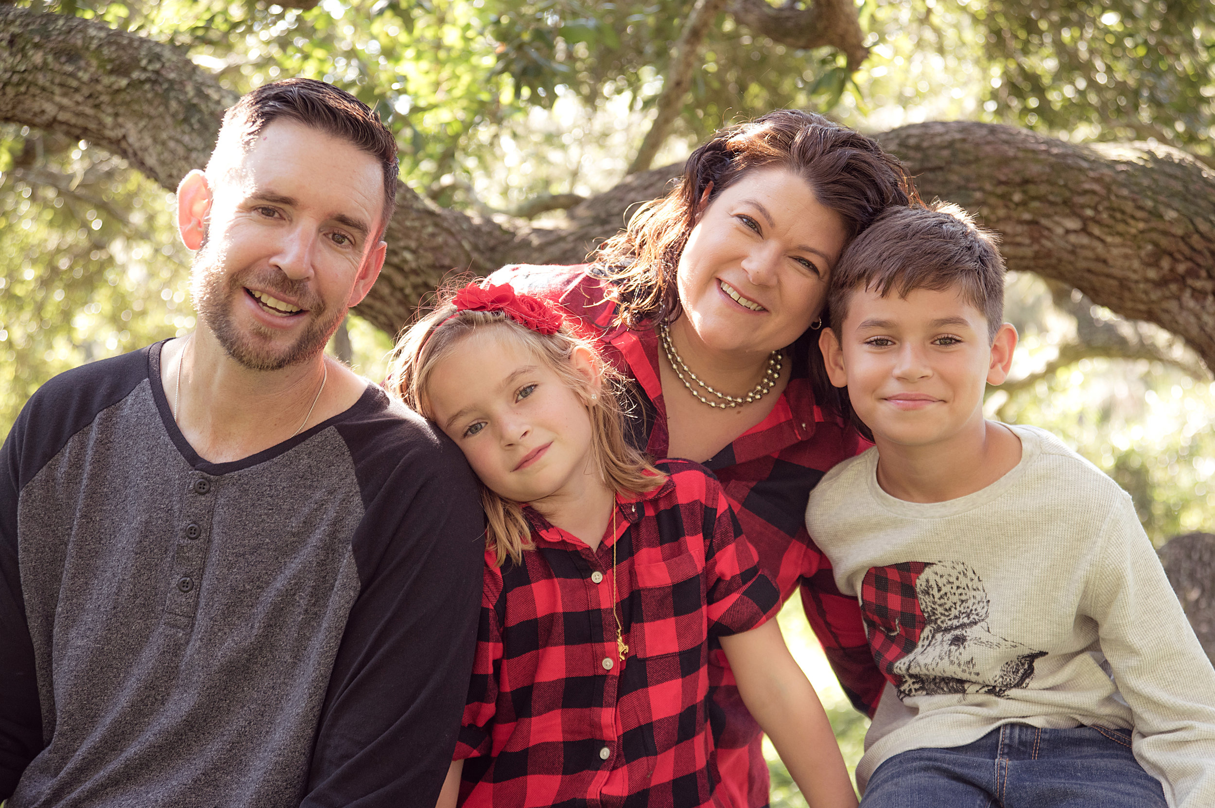 The Wagoner Family - October 14, 2018 - Philippe Park, Safety Harbor,