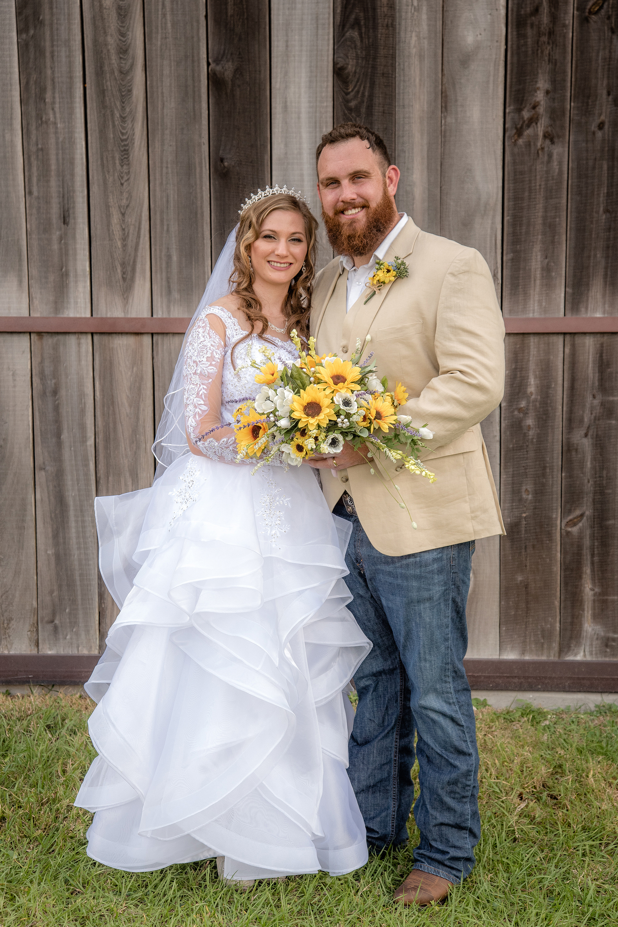 Mr. & Mrs. Downey - April 6, 2019 - S bar S barn Ranch, Lakeland, FL