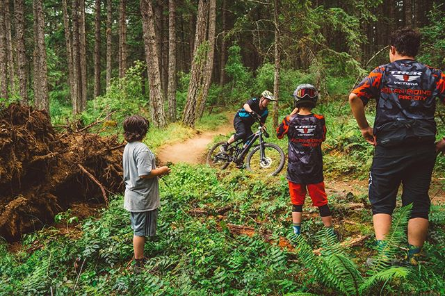 Images from the Island Cup Series Mt. Tzouhalem Enduro Race sponsored by @cowichancycles shot by Arcas' @robwilson.photography.  Mt. Tzouhalem, BC.