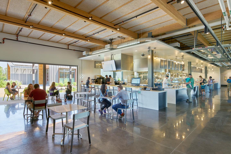 Barazzone Center Kitchen