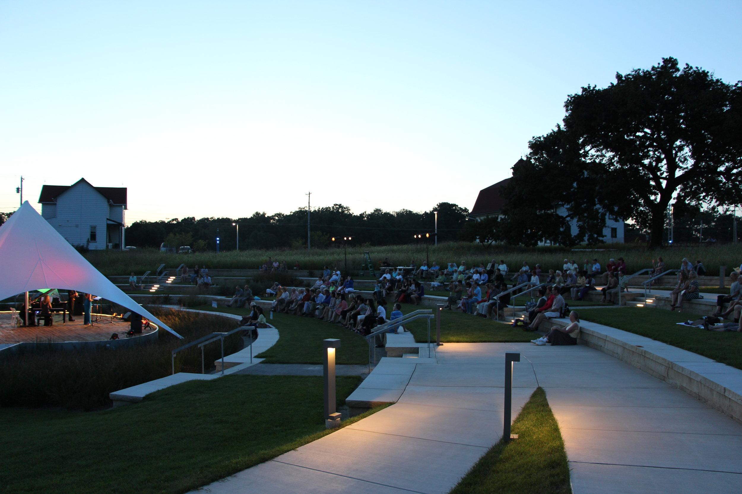 Hilda M. Willis Amphitheater