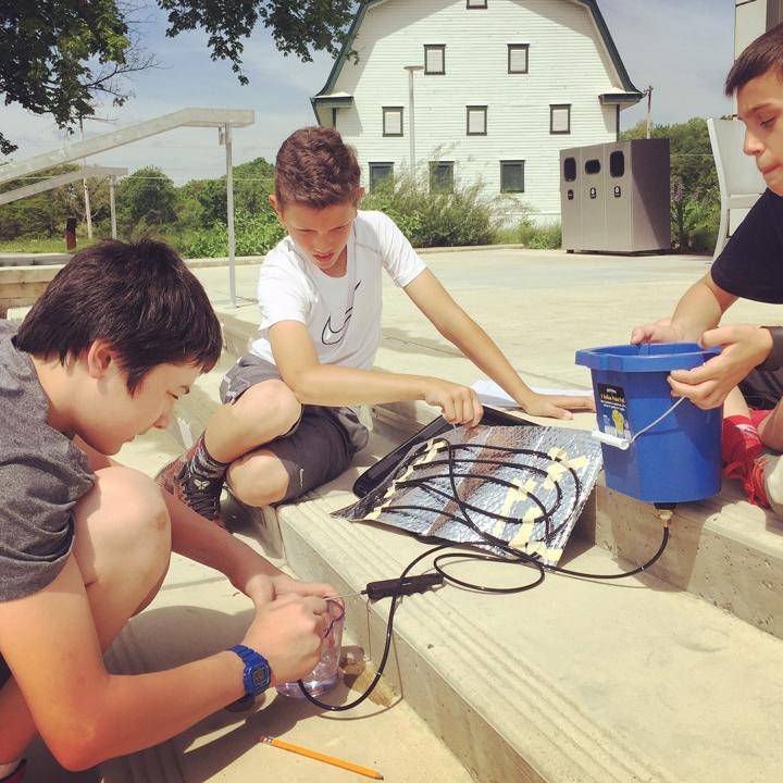 K-12 Solar project
