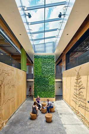 Sustainable Design at Eden Hall Campus Chatham University
