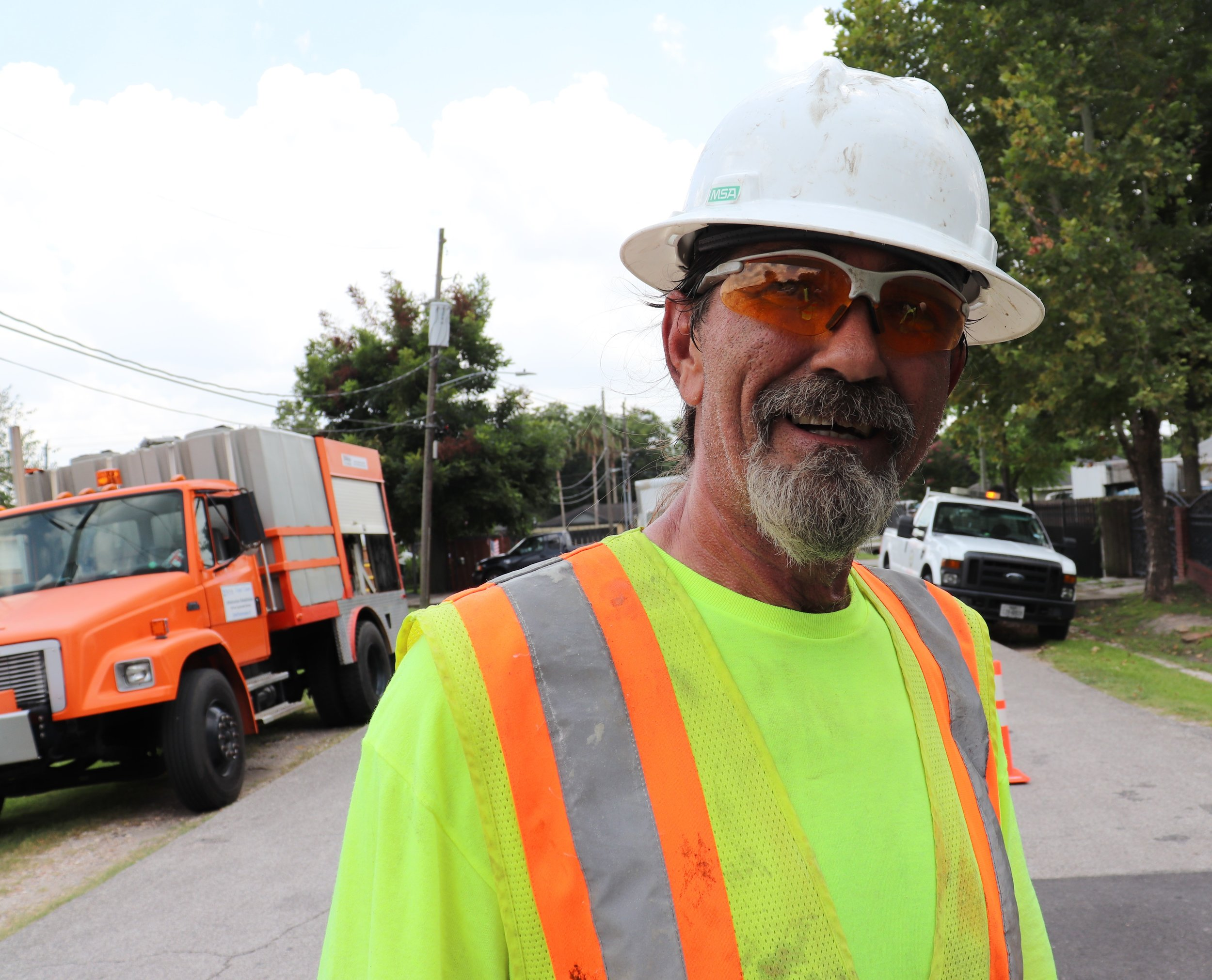 Kenny Sasser - (Field Manager)Kenny has been installing Triplex liners for 10+ years. His knowledge and expertise on the job site is invaluable. You'll find Kenney wherever our liners are being installed.