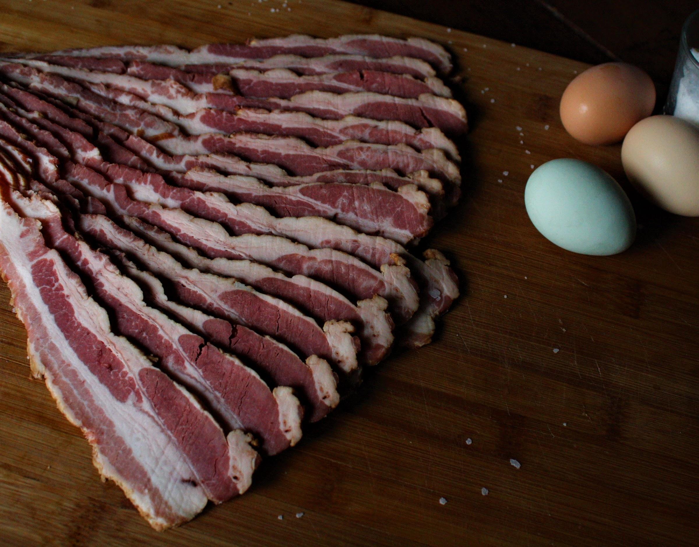 Berkshire Hickory Smoked Bacon
