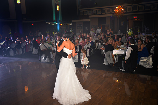 Danse de la mariée