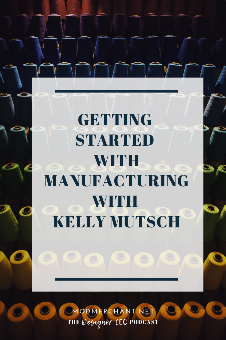 Getting Started With Manufacturing