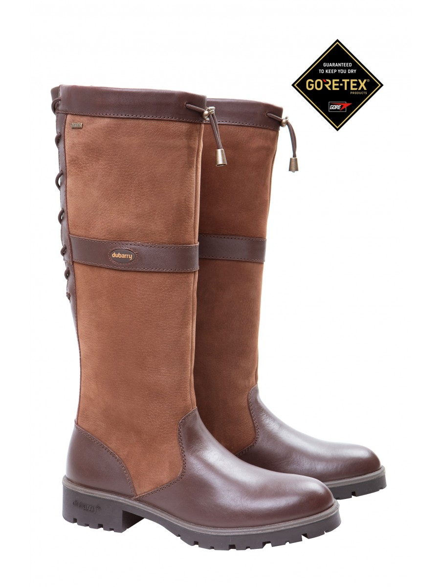 The Dubarry wide leg Glanmire boot