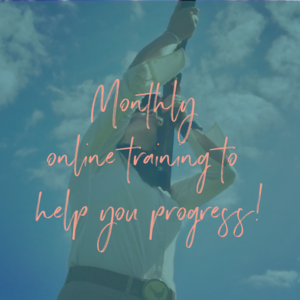 Monthly Training Bundles!  Each and every month there'll be a brand new training bundle in the members area which we think you'll love!