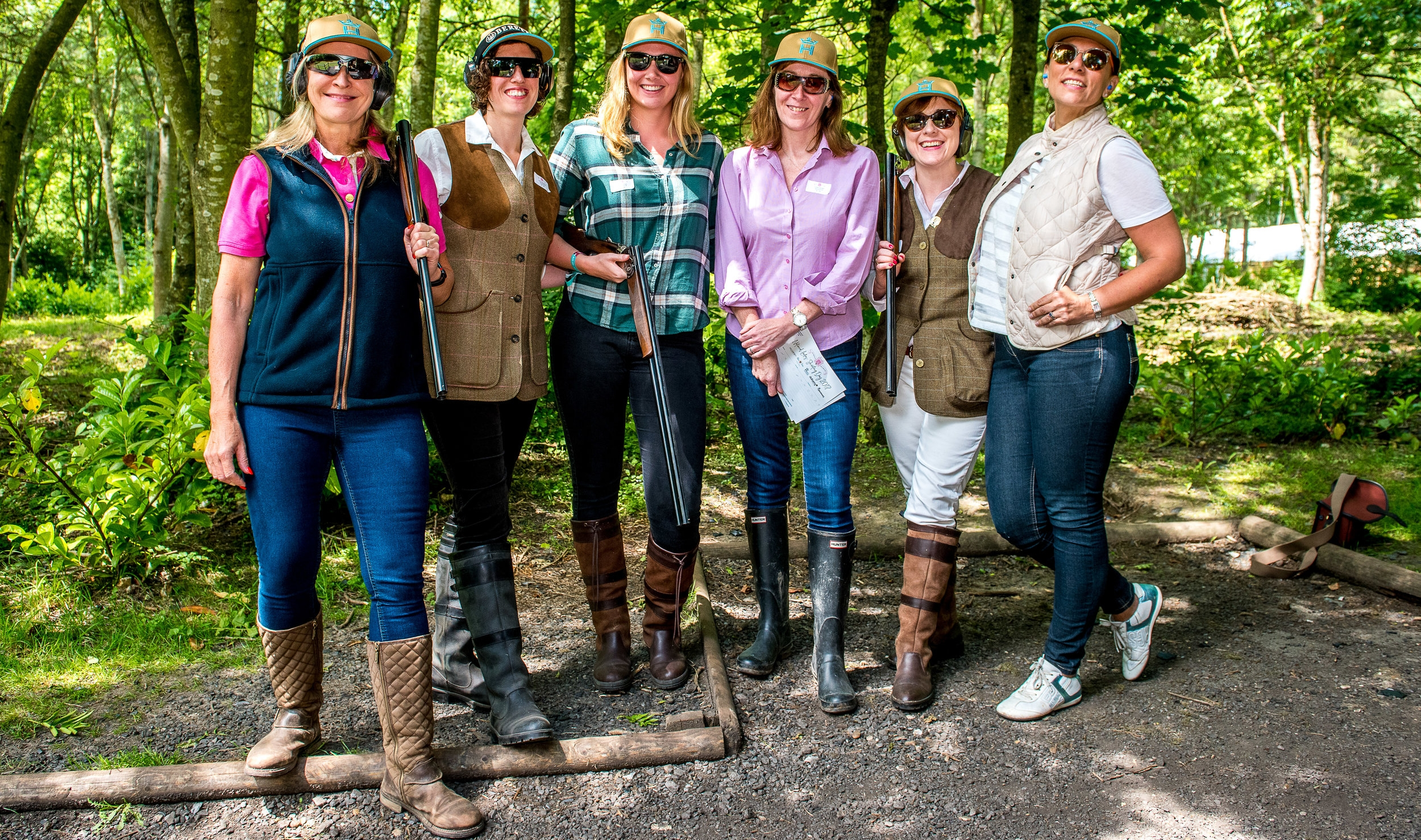 LadiesShooting