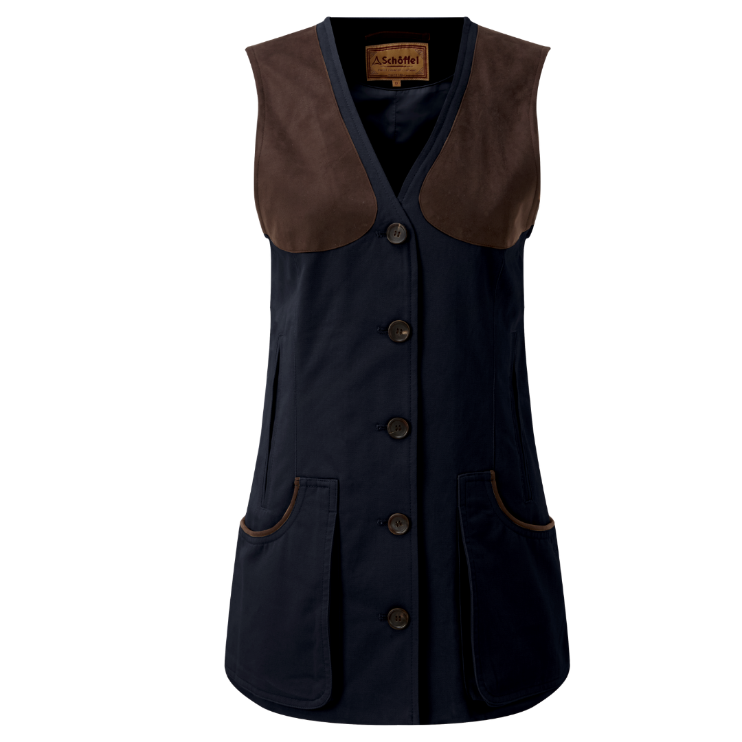 Schoffel All Seasons Shooting Vest    ELLEN WOODROW-RAMMA - HOWNHALL