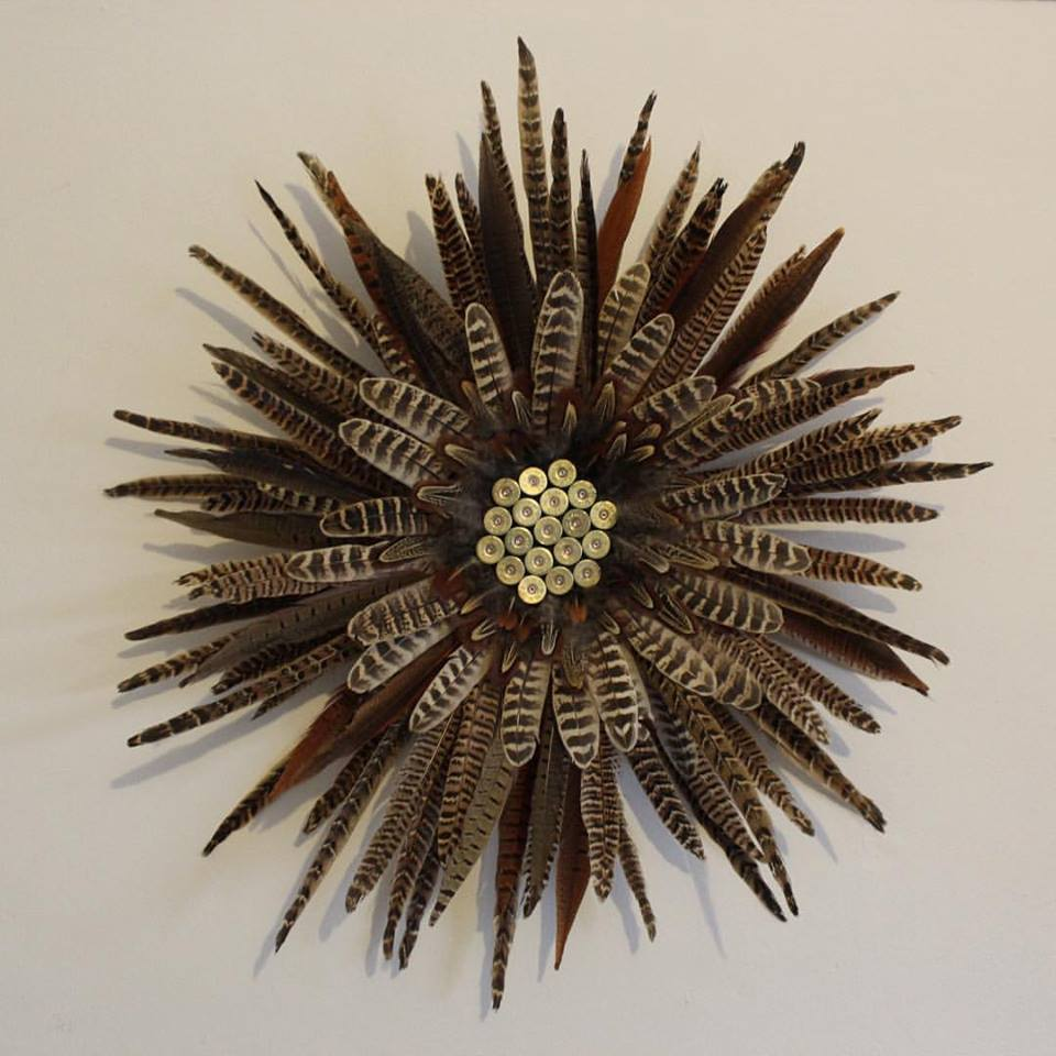 Ruffled Feather Co    Navenby Showstopper Wreath!    MICHELLE GIBSON - ST CLAIRS
