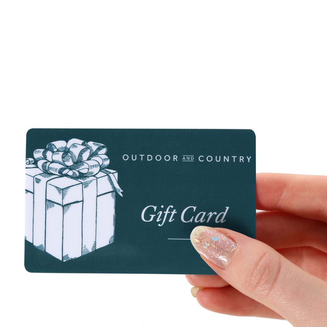 £75 voucher from Outdoor & Country  !  HELEN ASHTON - MANCHESTER