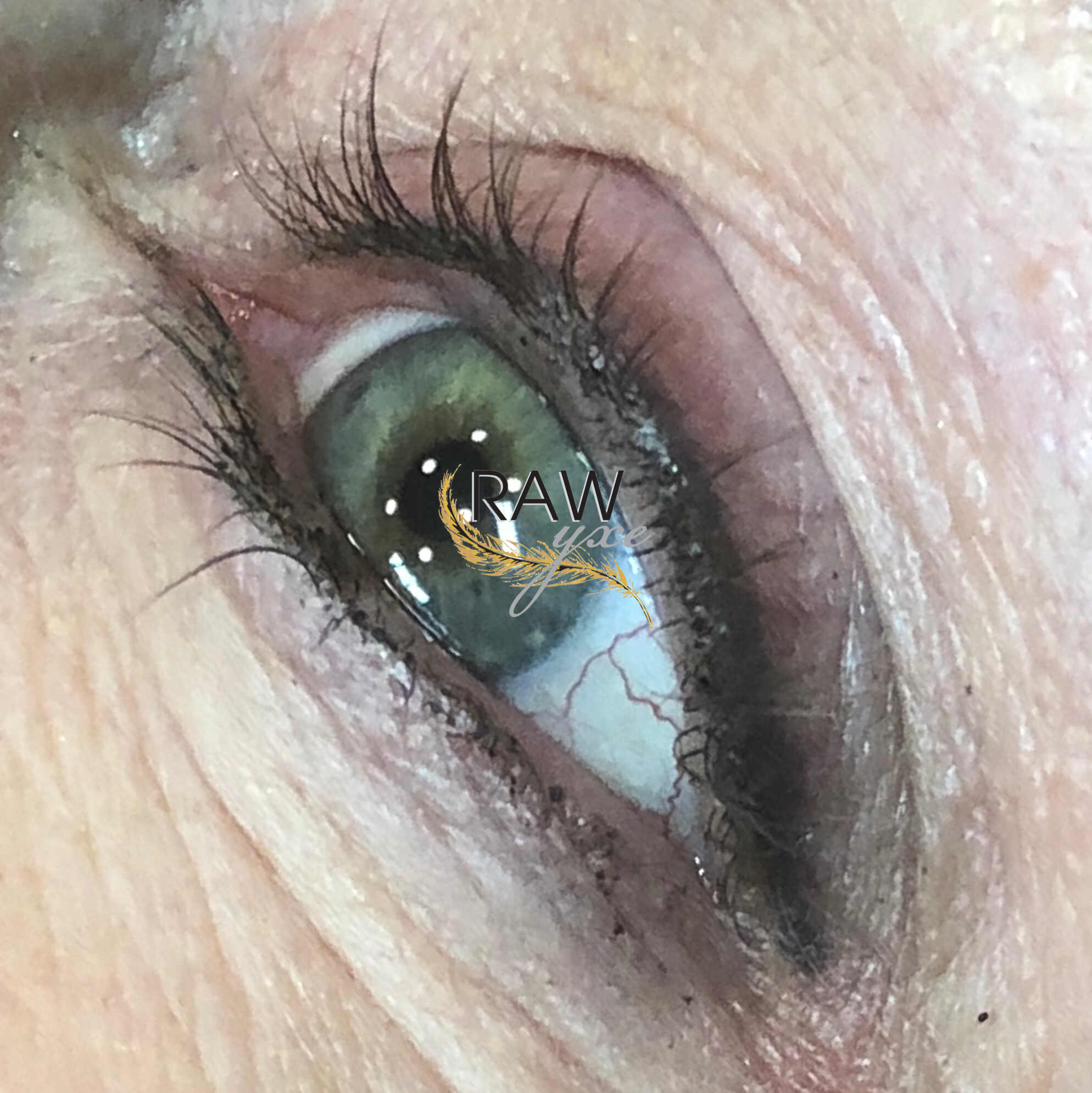 Healed Upper Smoky Lash Enhancement ~ One Session