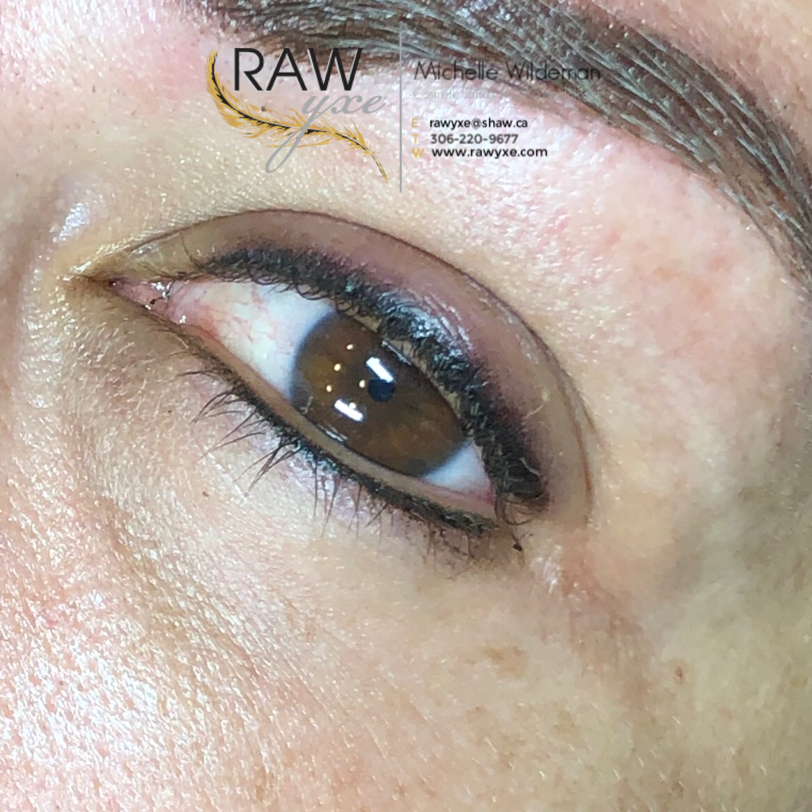 Upper and Lower Smoky Lash Enhancement with a Baby Wedge