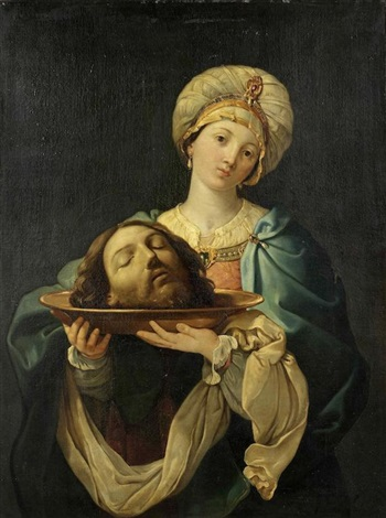 For more info check out:  https://www.monticello.org/site/research-and-collections/salome-bearing-head-st-john-baptist-painting