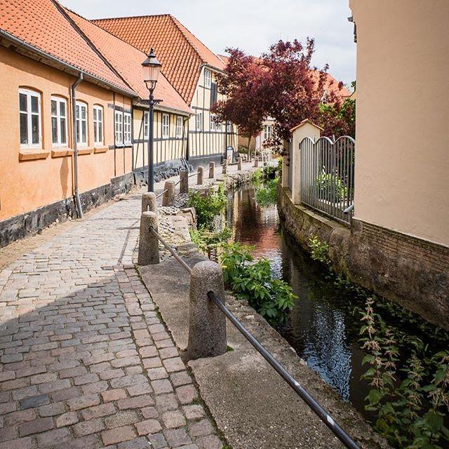 Hidden River  #bodylpics #fyn #denmark #visitdenmark