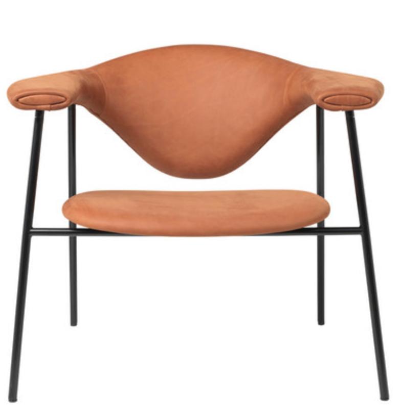 Gubi  Masculo Lounge Chair  ($1719)