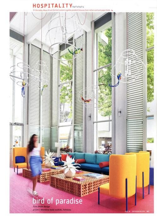 Interior Design Magazine June 2018 Bhdm