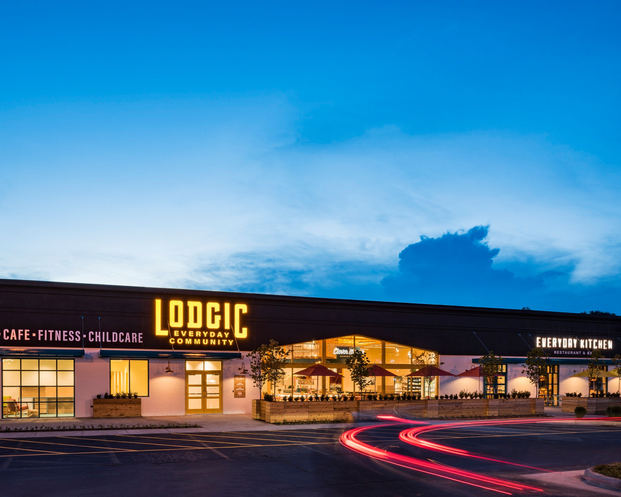 LODGIC EVERYDAY COMMUNITY - CHAMPAIGN, ILLINOIS