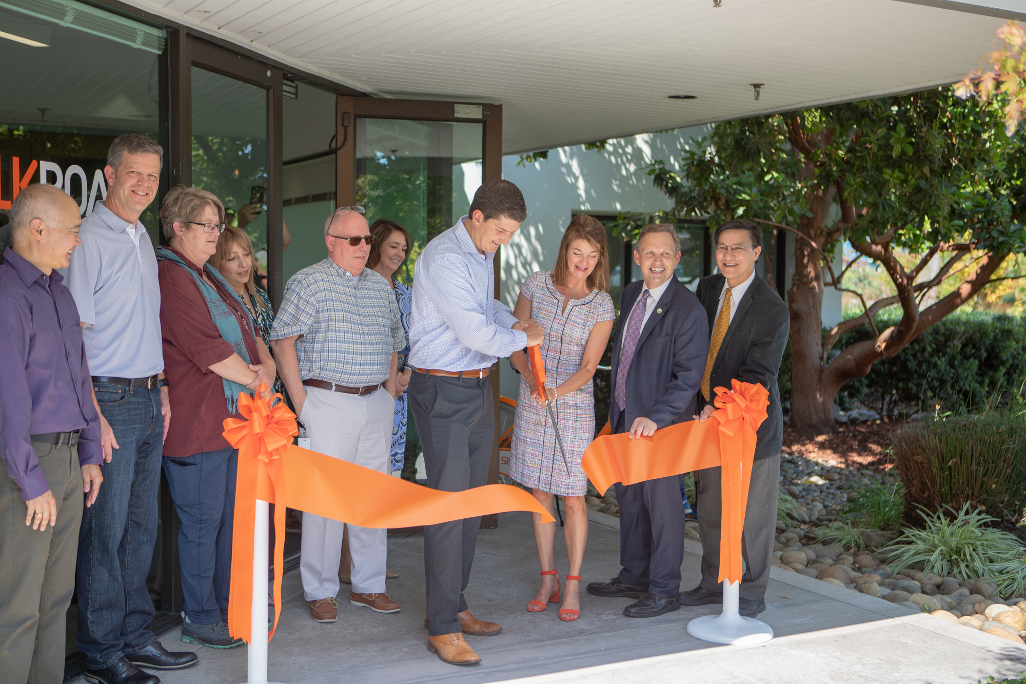 Ribbon Cutting - Atlas Studios captures once in a lifetime events for our local partners.