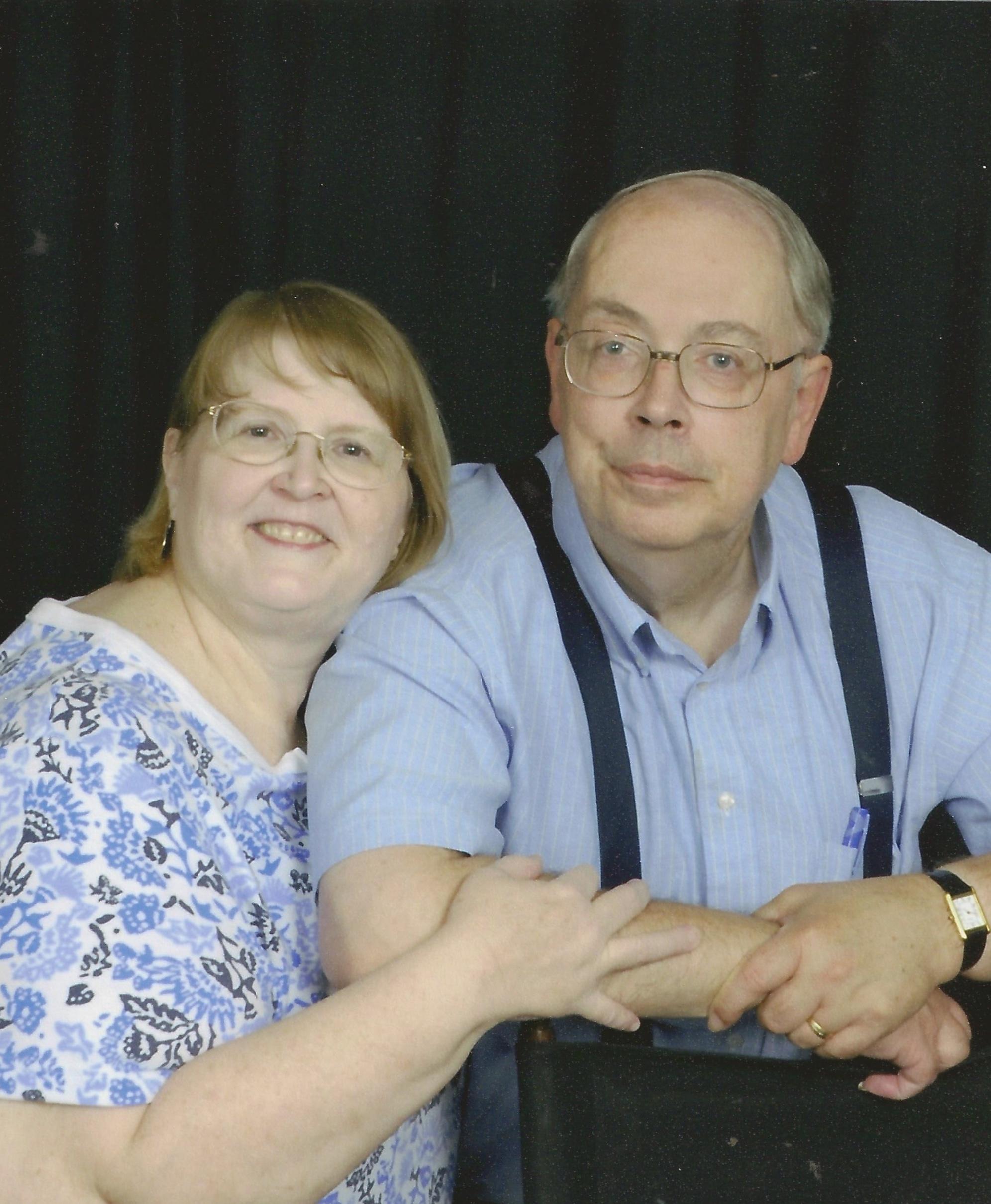 Lynn and Ed 2008