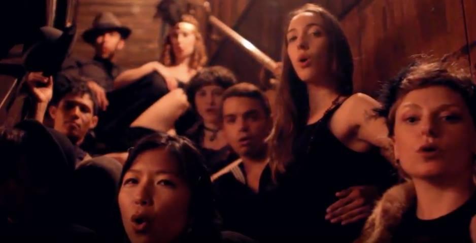 Justine Lucas's Music Video (2015)