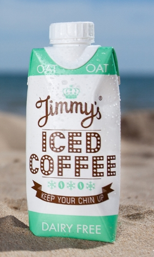 Jimmy's Dairy Free Iced Coffee