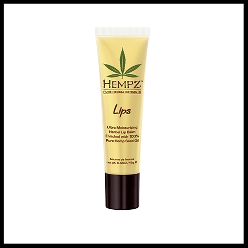 Hempz Lip Balm - Packed with 100% pure hemp seed oil, cult US vegan friendly brand Hempz Lip Balm is a lovely and useful stocking filler. £7.99. Buy now.
