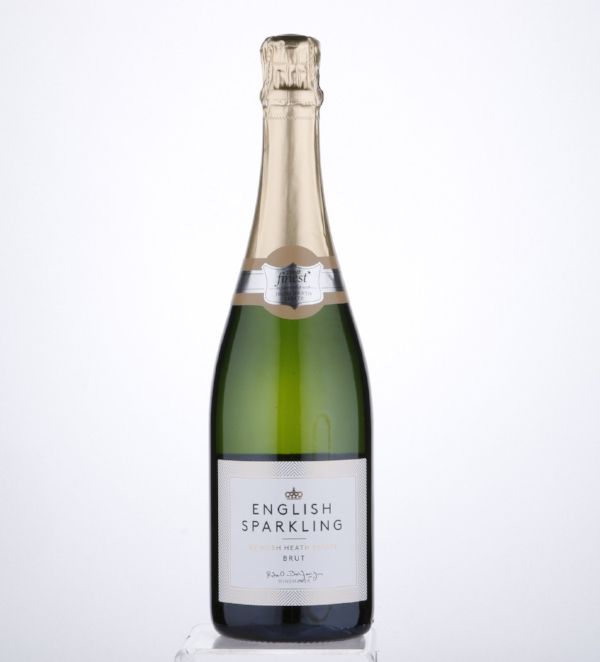 Tesco Finest English Sparkling Brut - With notes of apples and citrus, this lovely English sparkling wine won the silver medal at the International Wine Challenge. £105 per case. Buy now.