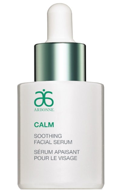 Arbonne Calm Soothing Facial Serum - Packed with aloe vera, this serum soothes, hydrates and tackle redness. It's suitable for all skin types but particular beneficial for those with sensitive epidermis. £41