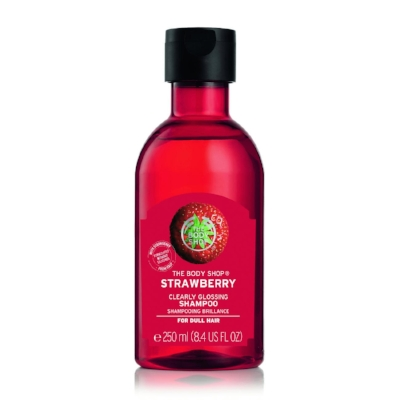The Body Shop Strawberry Clearly Glossing Shampoo - This silicone free wonder is the ideal tonic for lacklustre locks this festive season. Enriched with Italian strawberries and Community Trade aloe vera, this fabulous formula leaves your hair shiny, soft and with a subtle scent of strawberry. It is also great for detangling, so a brilliant life extender for brittle and breaking ends. Grab one here for £6.50