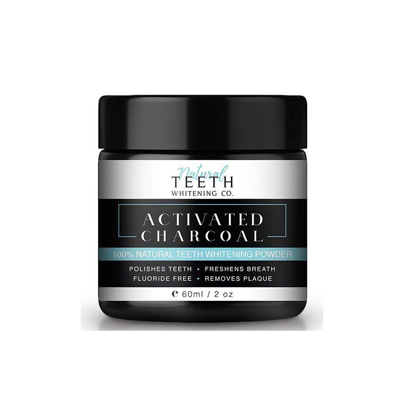 Teeth Whitening Co. Activated Charcoal - With activated charcoal and calcium carbonate, this non abrasive treatment removes surface stains caused by smoking, eating and drinking. Use twice daily for 1 to 2 minutes. Results vary but I noticed my teeth to be sparklier after a fortnight. This product is safe even for those with sensitive teeth, but if you have any oral hygiene concerns, consult your dentist before use. £10.99.