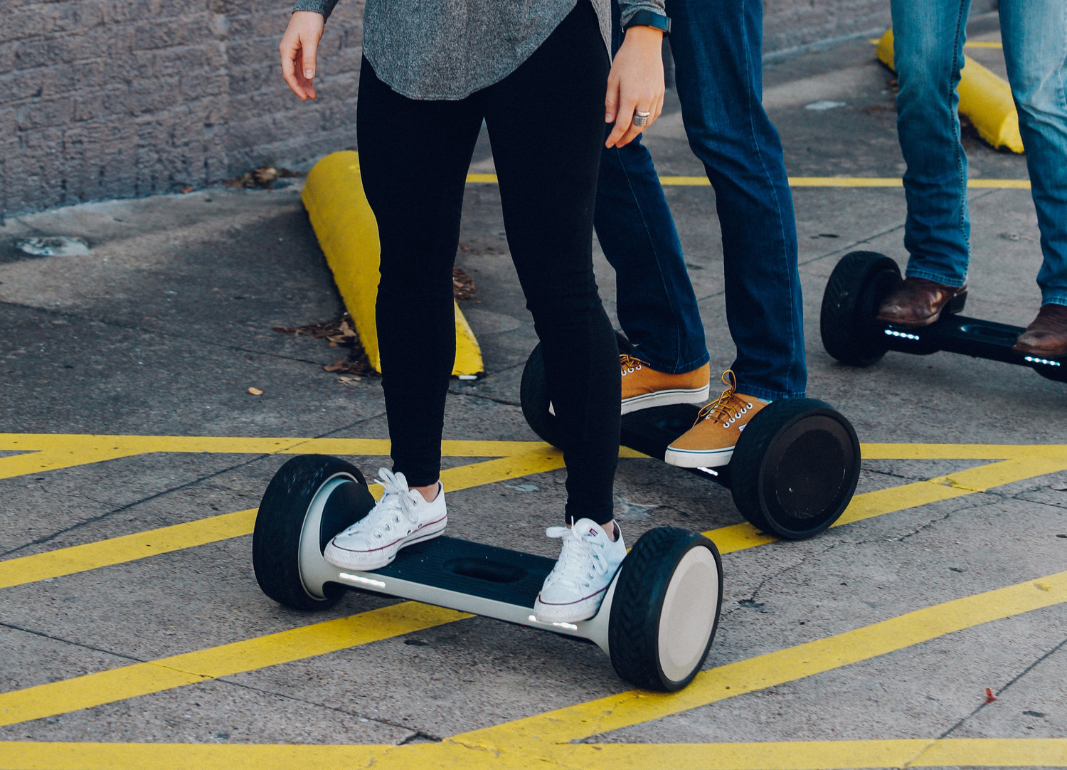 Don't call it a hoverboard!