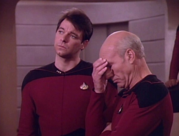 """-Riker """"So now what do we call it?"""" -Picard """"I don't know... Mearth"""" """"Mearth?"""" """"Yes, Mearth. Thanks to Data putting us in its orbital path, it's no longer a planet. It's more like a... a moon or something."""" """"Ahh. I see. Moon-Earth.. Mearth."""" """"Yes, yes... very good Number One.""""  From the episode titled, """" Portmanteau Problems """" *"""