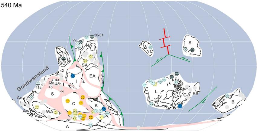 (Source: Sedimentary Geology 294:219–232 · August 2013 - DOI: 10.1016/j.sedgeo.2013.05.016)