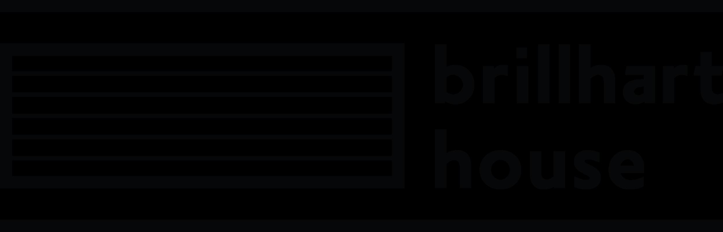 2019 05 Brillhart House Logo | Gary Feinberg_MC_Monogram_Black .png