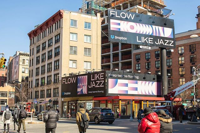 Keep Teams Flowing With @dropbox Flow Like Jazz #ooh @rapport_us