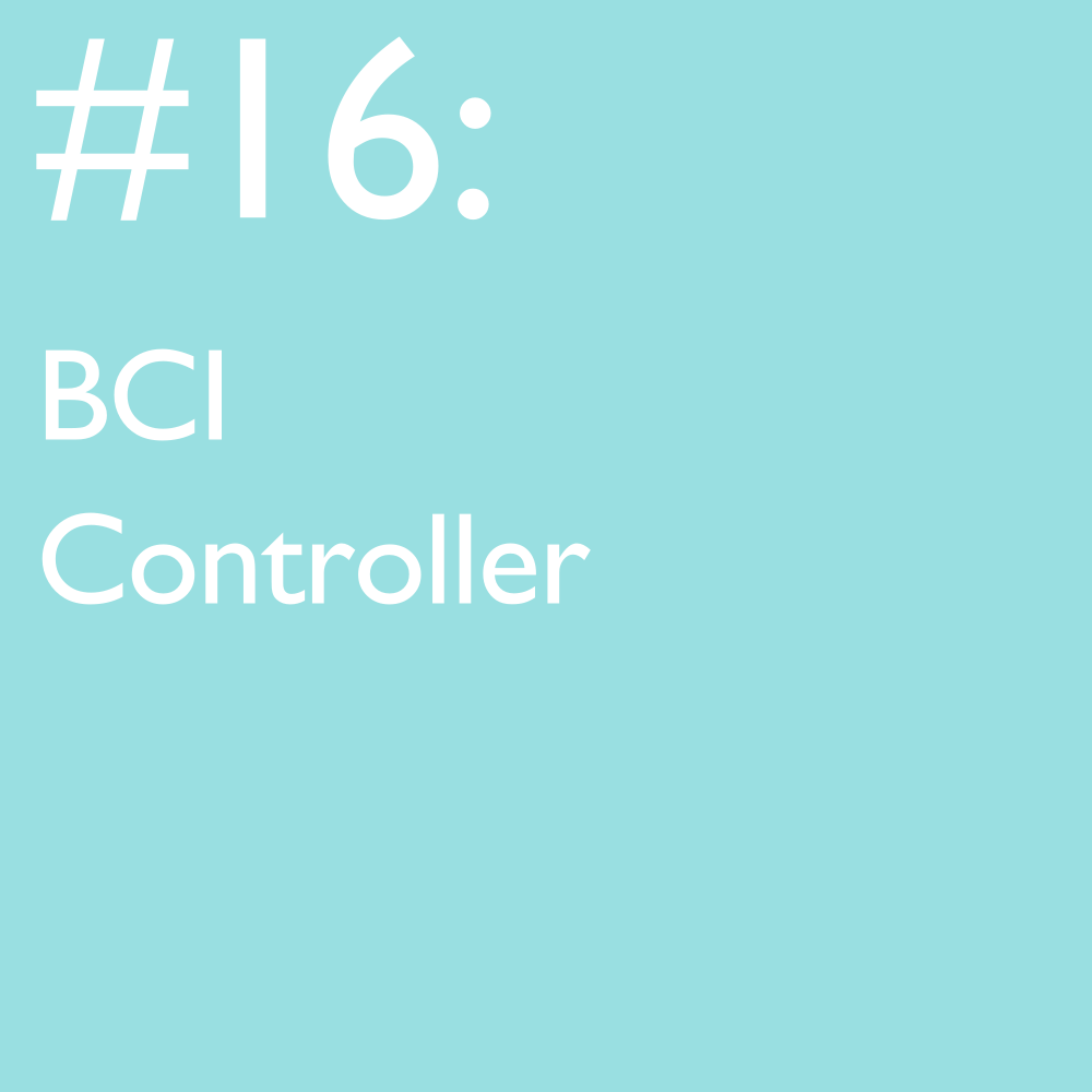 Brain-computer interfaces (BCIs), a class of brain-machine interface, have gained significant traction in the areas of physical rehabilitation, communication and gaming. BCIs allow for control of effector devices by converting an individual's neural-electric brain activity into control commands. Such technologies open doors for novel therapeutic and assistive technologies for vulnerable populations, including children with severe physical disability. Gaming is one application where BCI can be used as a control. All games designed for BCI application lack quality and usability. The aim of this project is to develop an interface whereby a standard game controller can be controlled using brain computer interface.