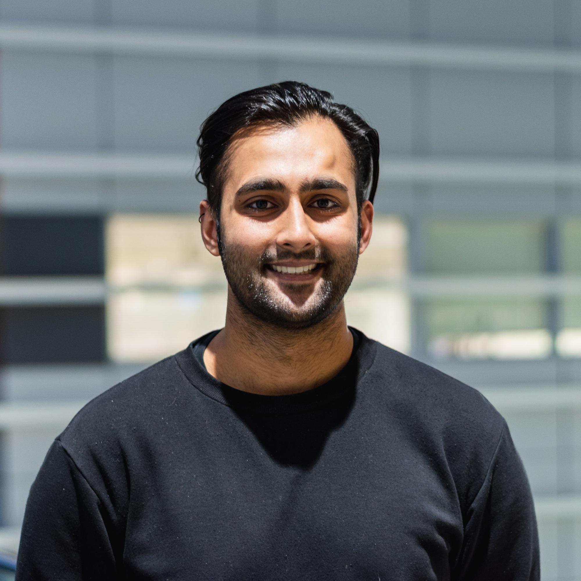 Faizan Malik  Executive Director
