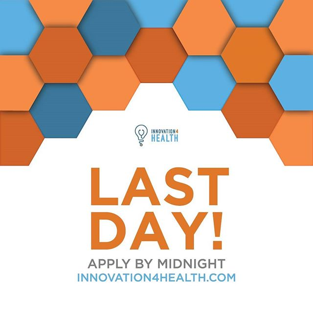 Only hours left! This is your final boarding call, the Health Hack Competition of 2019 is ready to take off!  Curious what you can gain from participating in the Health Hack Competition? Check out one of our many videos and visit www.innovation4health.com Link is also in the bio!