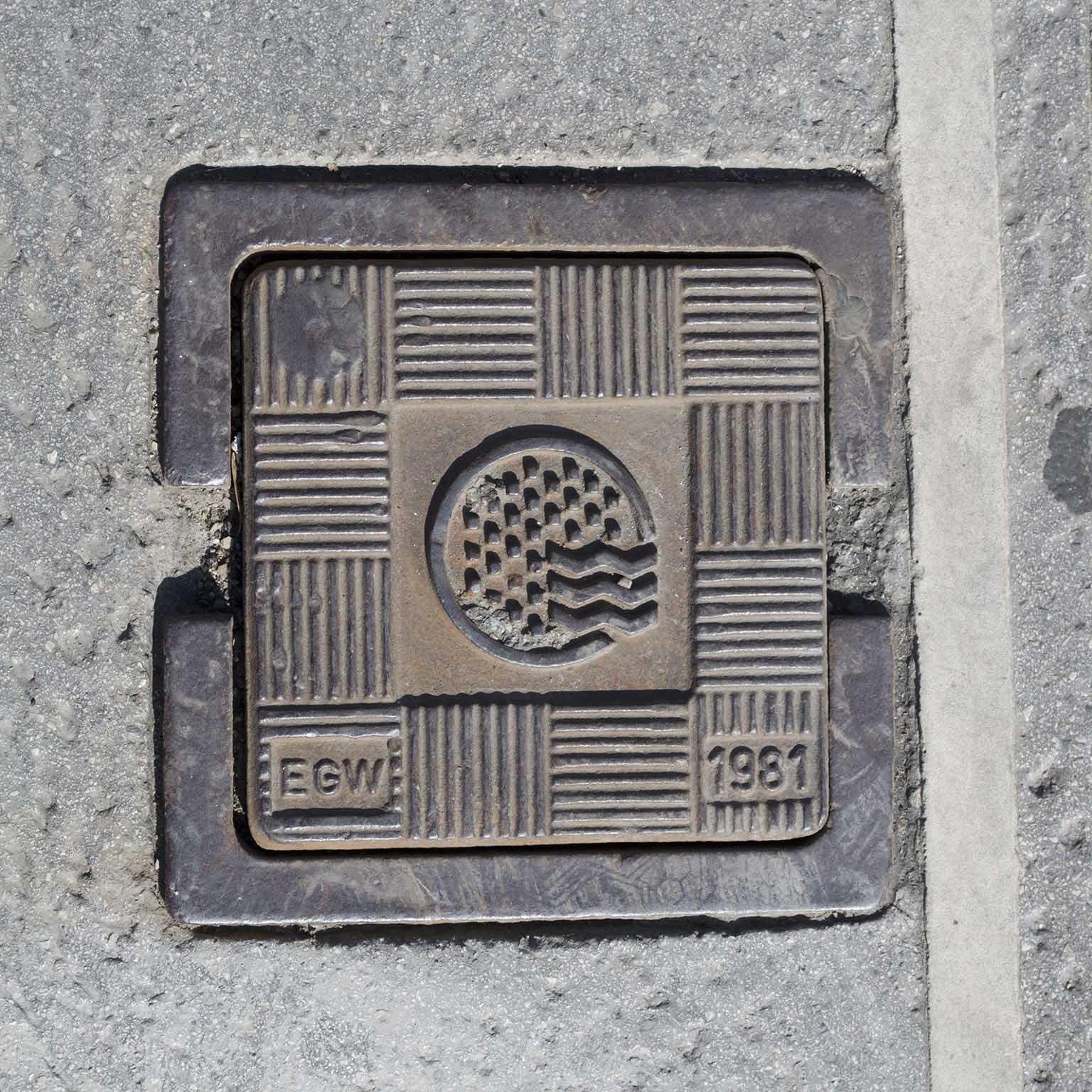 Wastewater Access Cover, Vienna, Austria