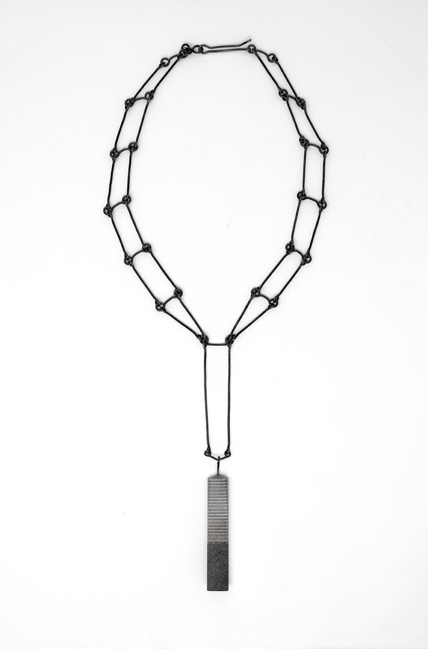 London Bollard (necklace)