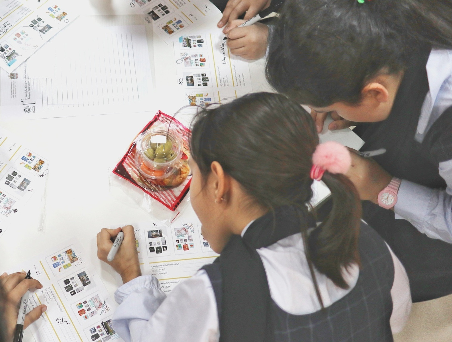 كيف يمكننا تغيير عقليّة ونظرة شباب وأطفال دولة الإمارات فيما يتعلّق بالغذاء؟ -