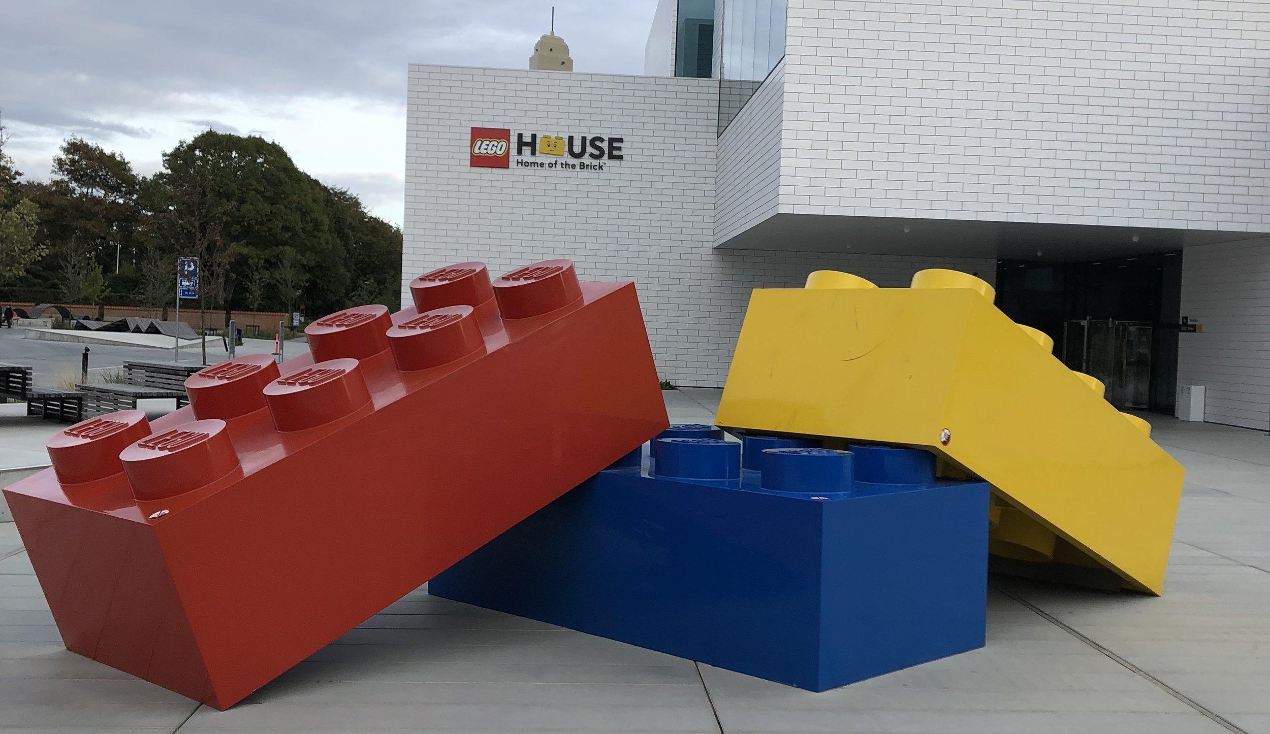 "LEGO House ""Home of the Brick"" in Billund, Denmark"