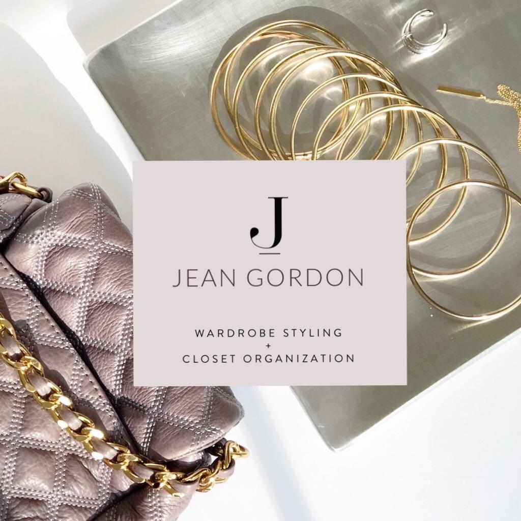 Jean Gordon Style - Wardrobe Styling + Closet Organization | The Tish Kitchen People & Products