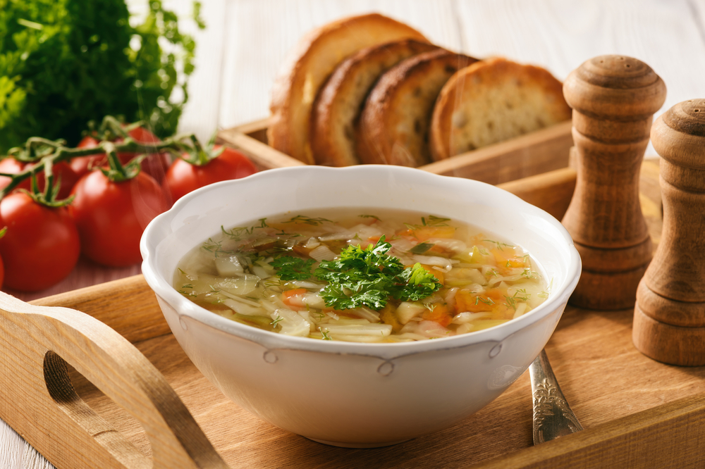 Soup Bowling - Cook Once and Eat Again, and Again   The Tish Kitchen   Food Blogger