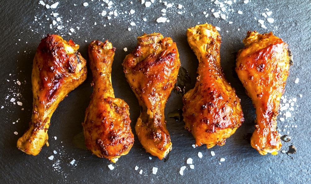 Chili Rubbed Chicken Drumsticks   The Tish Kitchen   Food & Lifestyle Blog