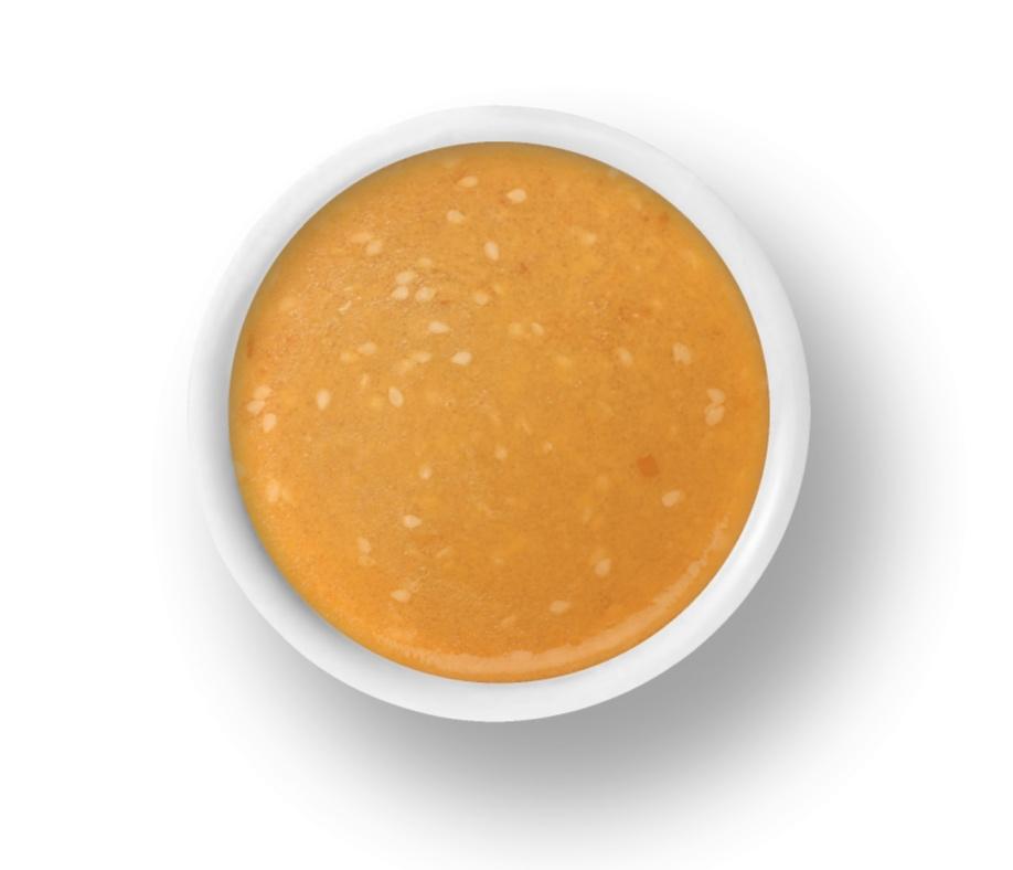 Sesame Ginger Dressing | The Tish Kitchen | Food & Lifestyle Blogger
